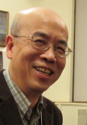 Kam Wing Chan - portrait