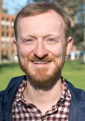 Daniel McConnell Portrait
